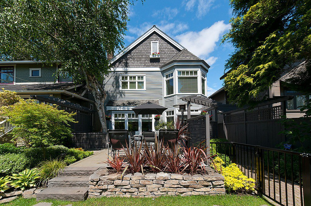Photo 30: Photos: 3535 W 5TH Avenue in Vancouver: Kitsilano House 1/2 Duplex for sale (Vancouver West)  : MLS®# R2001712