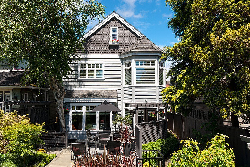 Photo 29: Photos: 3535 W 5TH Avenue in Vancouver: Kitsilano House 1/2 Duplex for sale (Vancouver West)  : MLS®# R2001712