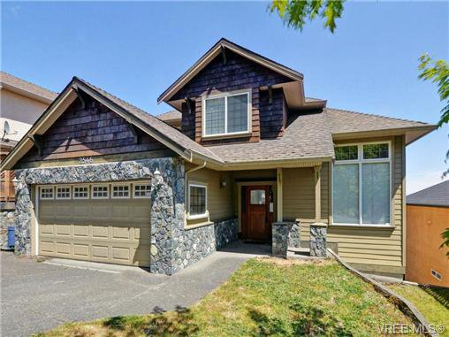 Main Photo: 2546 Crystalview Dr in VICTORIA: La Atkins House for sale (Langford)  : MLS®# 715780