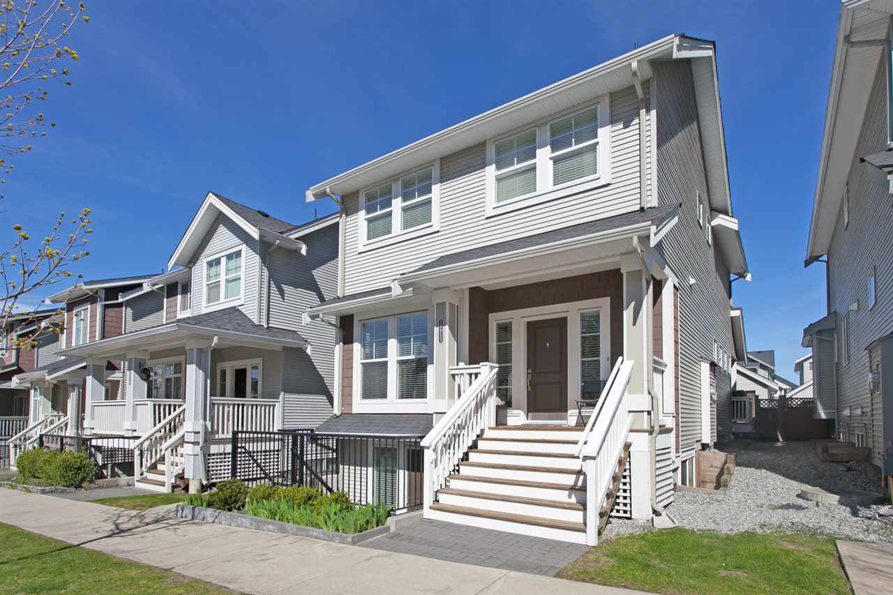 """Main Photo: 18953 67A Avenue in Surrey: Clayton House for sale in """"HERITANCE AT CLAYTON VILLAGE"""" (Cloverdale)  : MLS®# R2050007"""
