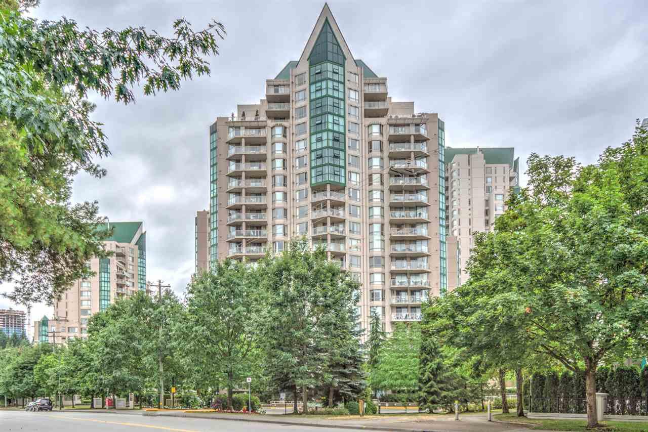 Main Photo: 801 1196 PIPELINE Road in Coquitlam: North Coquitlam Condo for sale : MLS®# R2064094