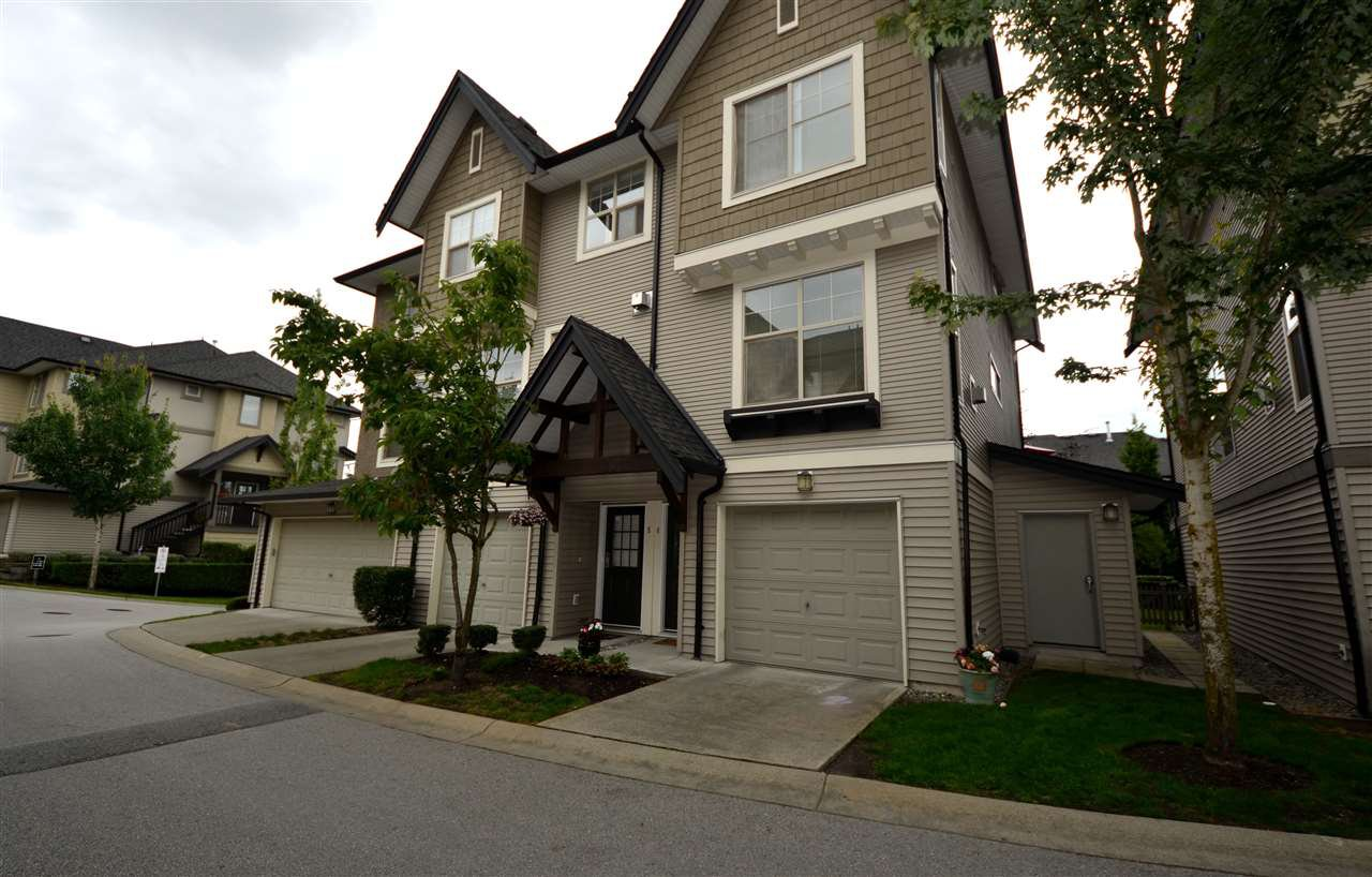 "Main Photo: 4 15152 62A Avenue in Surrey: Sullivan Station Townhouse for sale in ""The Uplands"" : MLS®# R2086666"