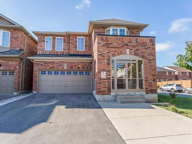 Main Photo: 148 Degrassi Cove Circle in Brampton: Credit Valley House (2-Storey) for sale : MLS®# W3607156