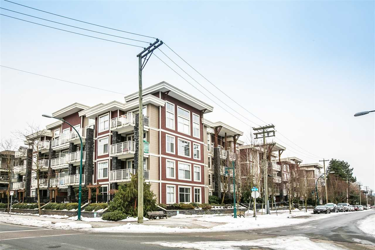"Main Photo: 420 2477 KELLY Avenue in Port Coquitlam: Central Pt Coquitlam Condo for sale in ""SOUTH VERDE"" : MLS®# R2131776"