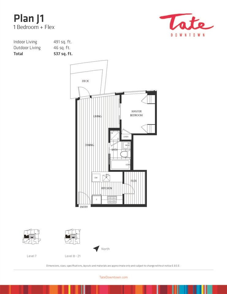 Main Photo: 1109 1283 HOWE Street in Vancouver: Downtown VW Condo for sale (Vancouver West)  : MLS®# R2131995