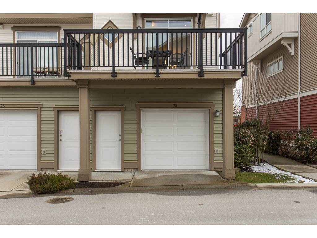 """Photo 20: Photos: 75 19505 68A Avenue in Surrey: Clayton Townhouse for sale in """"Clayton Rise"""" (Cloverdale)  : MLS®# R2142590"""