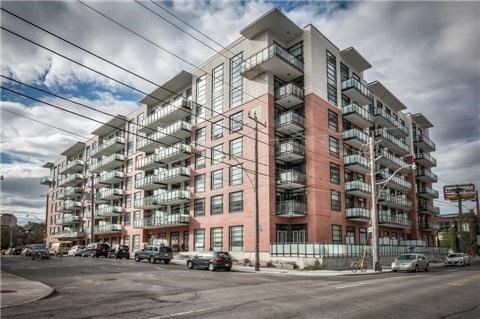 Main Photo: 734 88 Colgate Avenue in Toronto: South Riverdale Condo for lease (Toronto E01)  : MLS®# E3867062