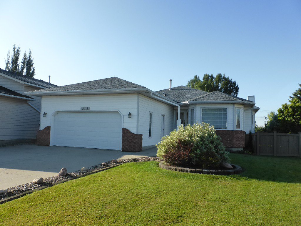 Main Photo: 215 Running Creek Lane in Edmonton: House for sale