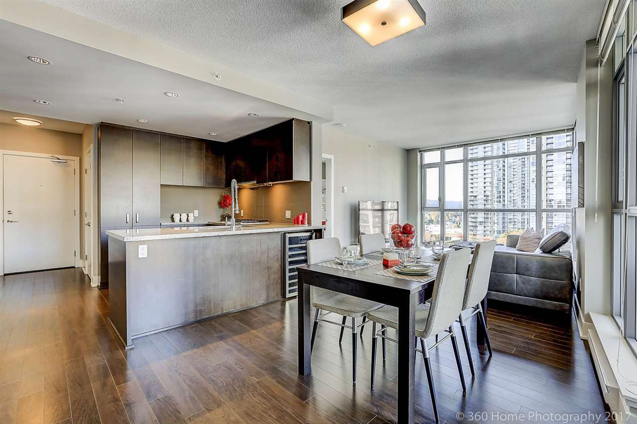 """Main Photo: 1102 3008 GLEN Drive in Coquitlam: North Coquitlam Condo for sale in """"M2"""" : MLS®# R2220056"""
