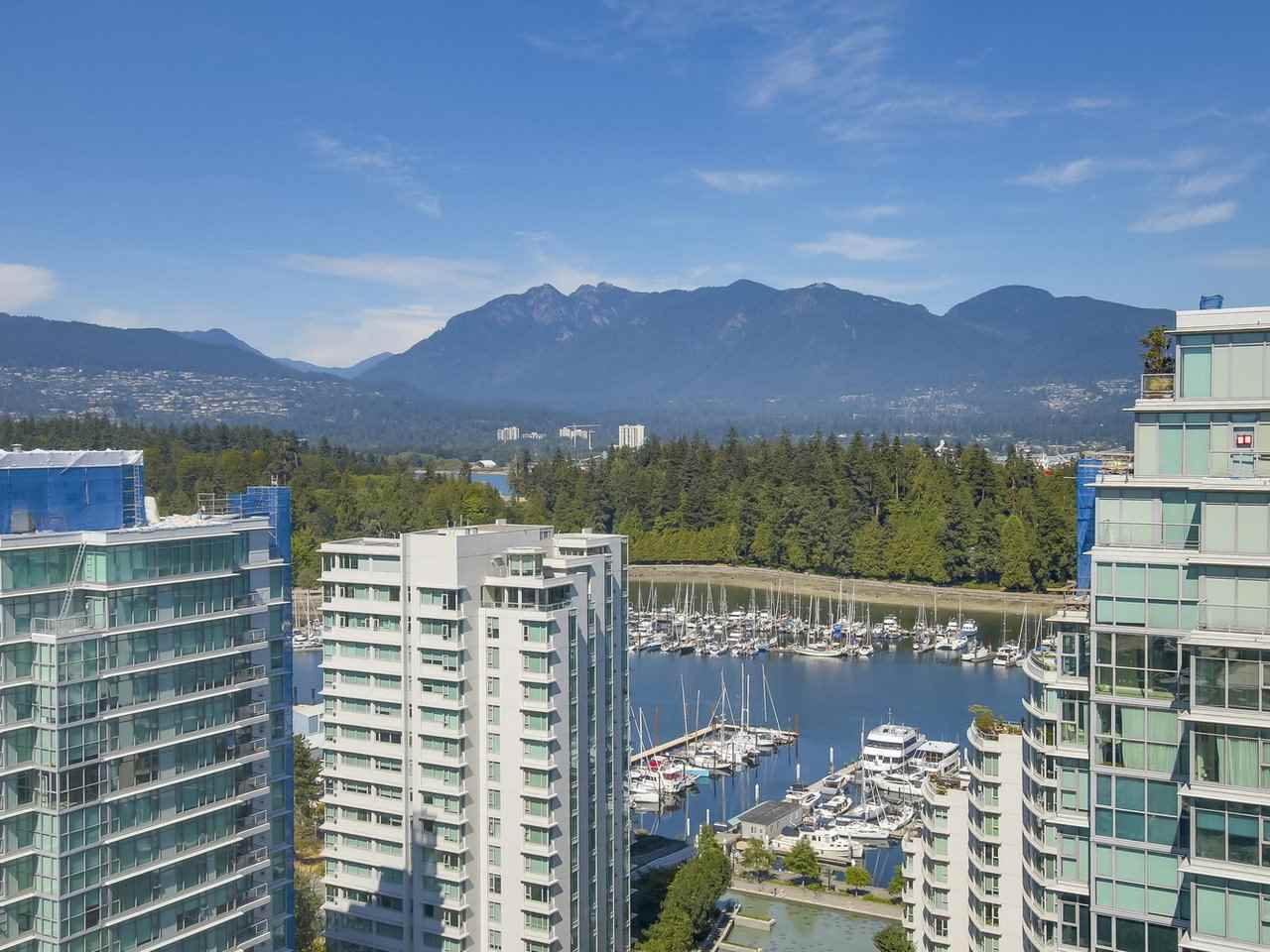 Main Photo: 2406 1723 ALBERNI STREET in : West End VW Condo for sale : MLS®# R2199313