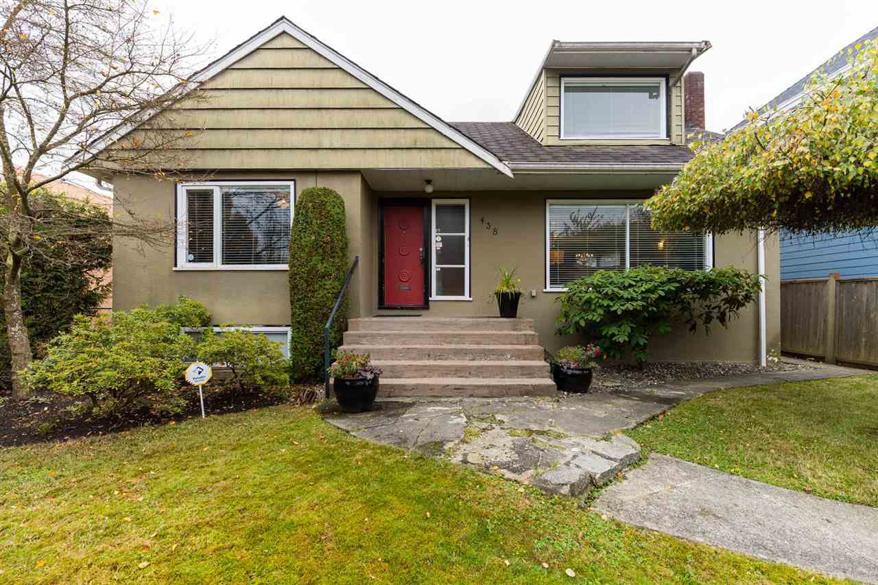 Main Photo: 438 E 37TH AVENUE in Vancouver: Fraser VE House for sale (Vancouver East)  : MLS®# R2220186