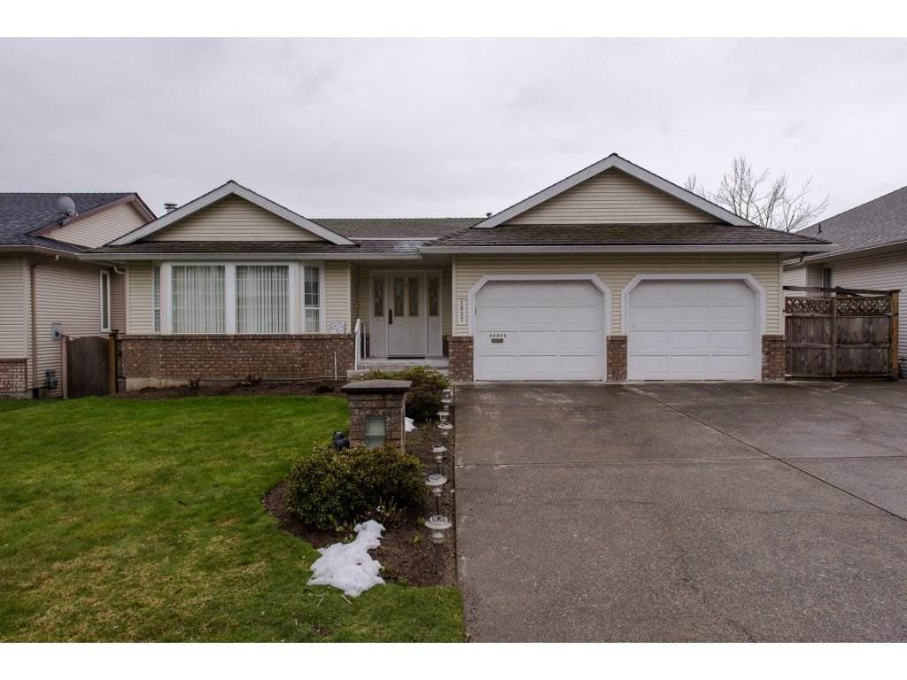 Photo 1: Photos: 2937 SOUTHERN Crescent in Abbotsford: Abbotsford West House for sale : MLS®# R2244498