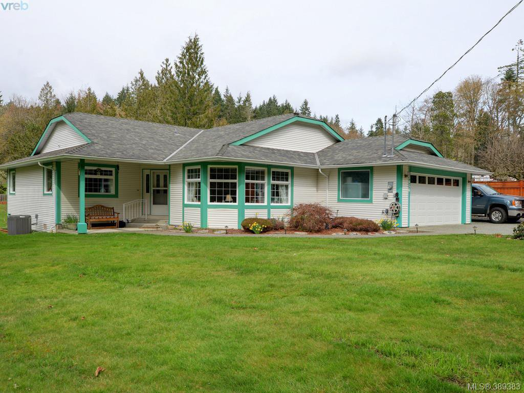 Main Photo: 5656 Woodlands Rd in SOOKE: Sk Saseenos Single Family Detached for sale (Sooke)  : MLS®# 782558