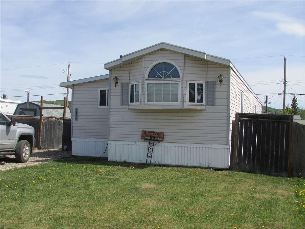 Main Photo: 10479 99 Street: Taylor Manufactured Home for sale (Fort St. John (Zone 60))  : MLS®# R2272115