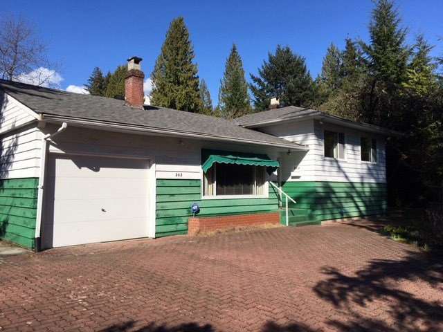 Main Photo: 565 MATHERS Avenue in West Vancouver: British Properties House for sale : MLS®# R2347313