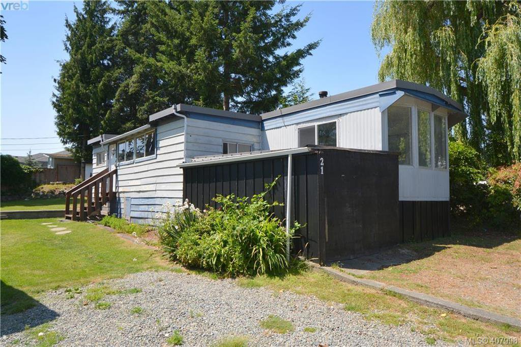 Main Photo: 21 2206 Church Road in SOOKE: Sk Broomhill Manu Single-Wide for sale (Sooke)  : MLS®# 407998