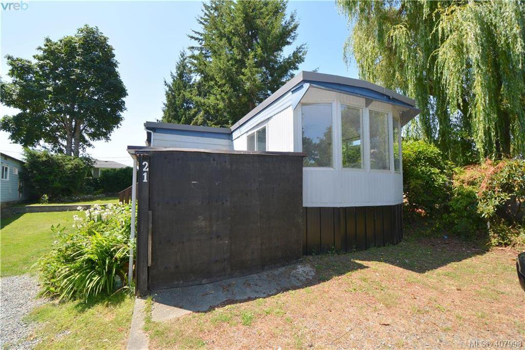 Photo 2: Photos: 21 2206 Church Rd in SOOKE: Sk Broomhill Manufactured Home for sale (Sooke)  : MLS®# 810802