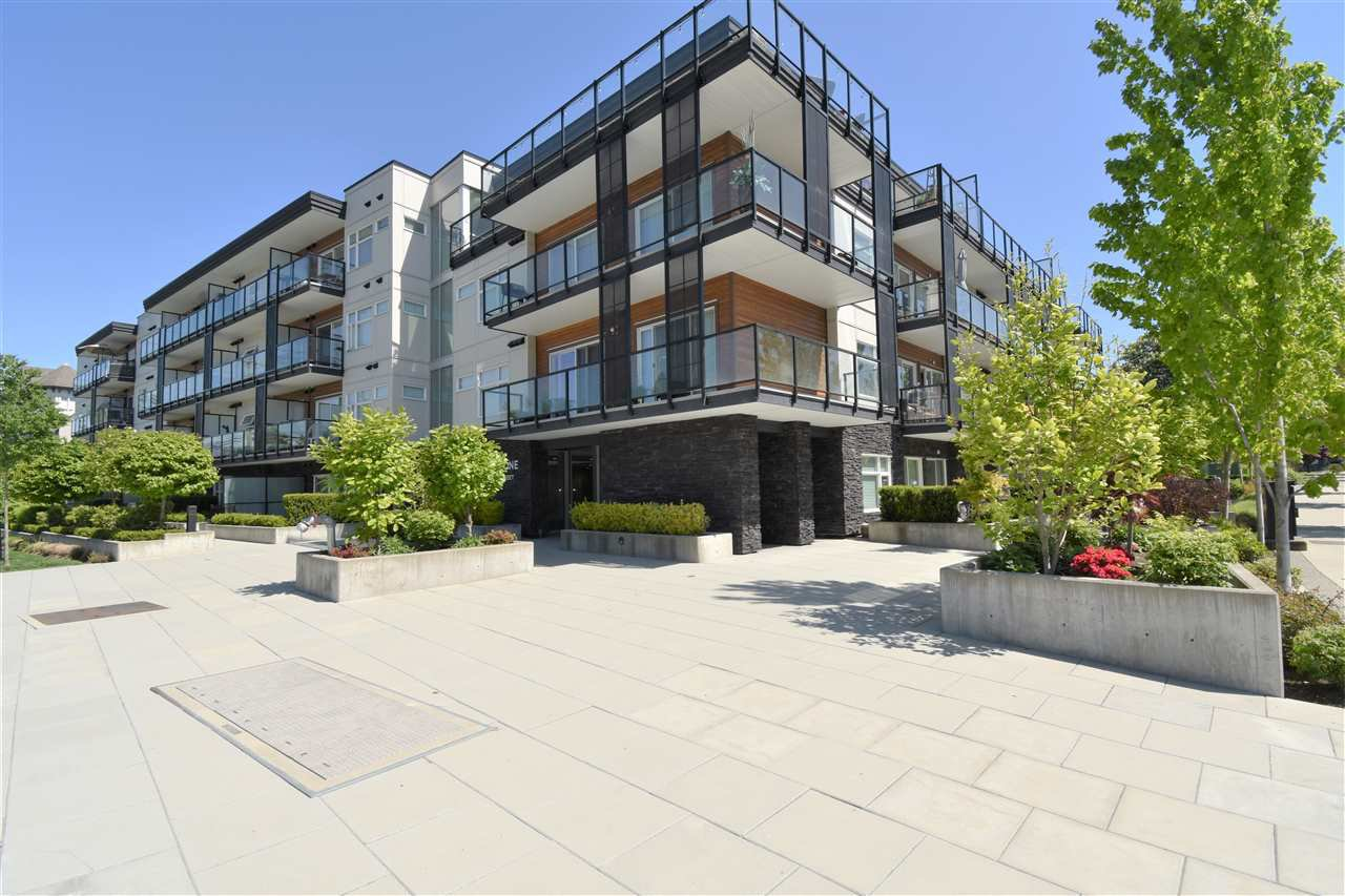 """Main Photo: 113 12070 227TH Street in Maple Ridge: East Central Condo for sale in """"Station One"""" : MLS®# R2367531"""