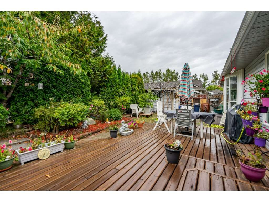 "Photo 18: Photos: 3549 ASHCROFT Drive in Abbotsford: Abbotsford West House for sale in ""Fairfield"" : MLS®# R2377646"