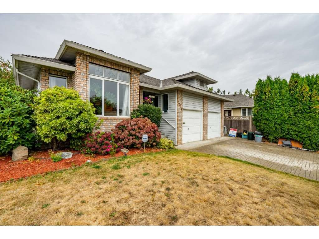 "Main Photo: 3549 ASHCROFT Drive in Abbotsford: Abbotsford West House for sale in ""Fairfield"" : MLS®# R2377646"