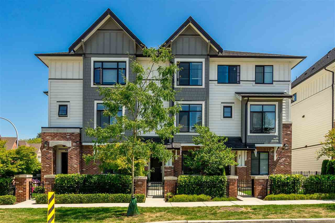 """Main Photo: 2 16518 24A Avenue in Surrey: Grandview Surrey Townhouse for sale in """"Notting  Hill"""" (South Surrey White Rock)  : MLS®# R2390503"""