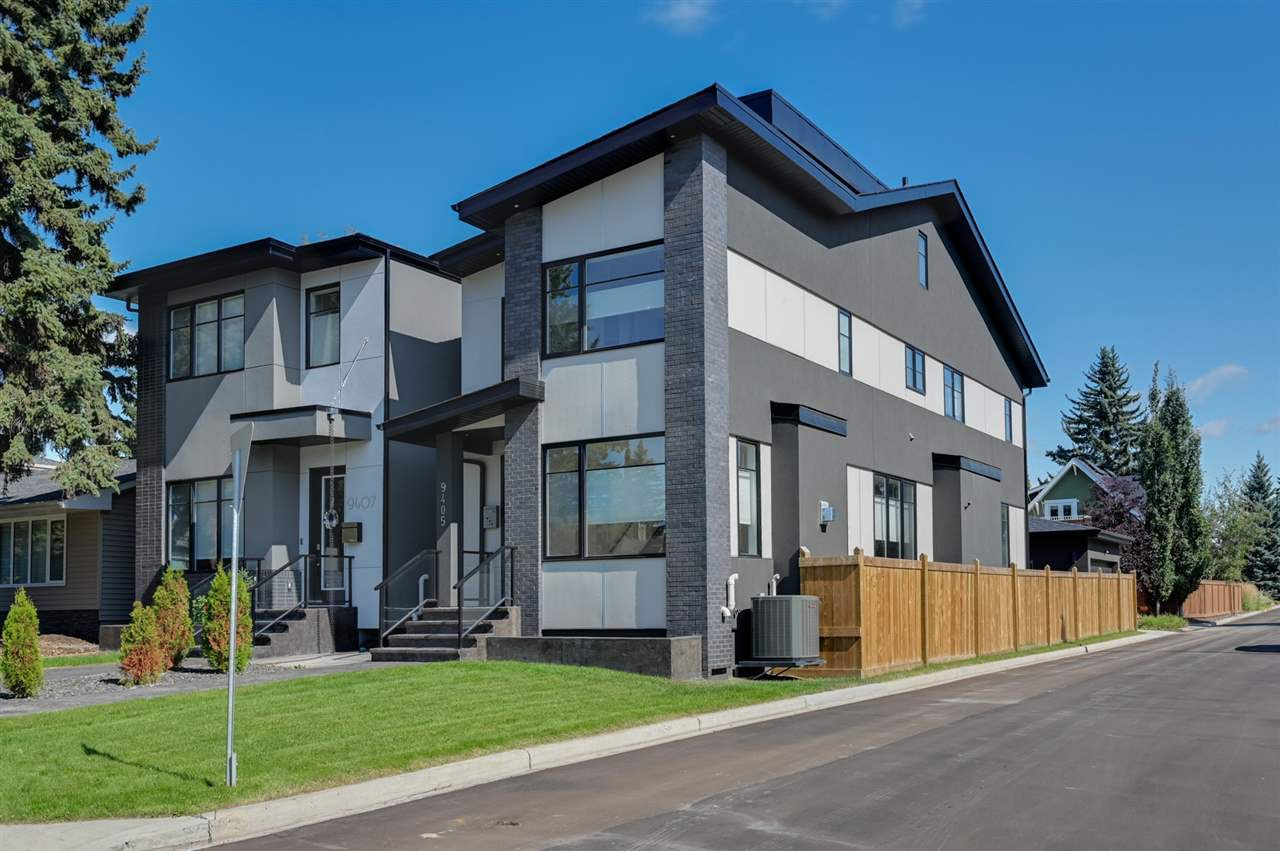Main Photo: 9405 146 Street in Edmonton: Zone 10 House for sale : MLS®# E4172089
