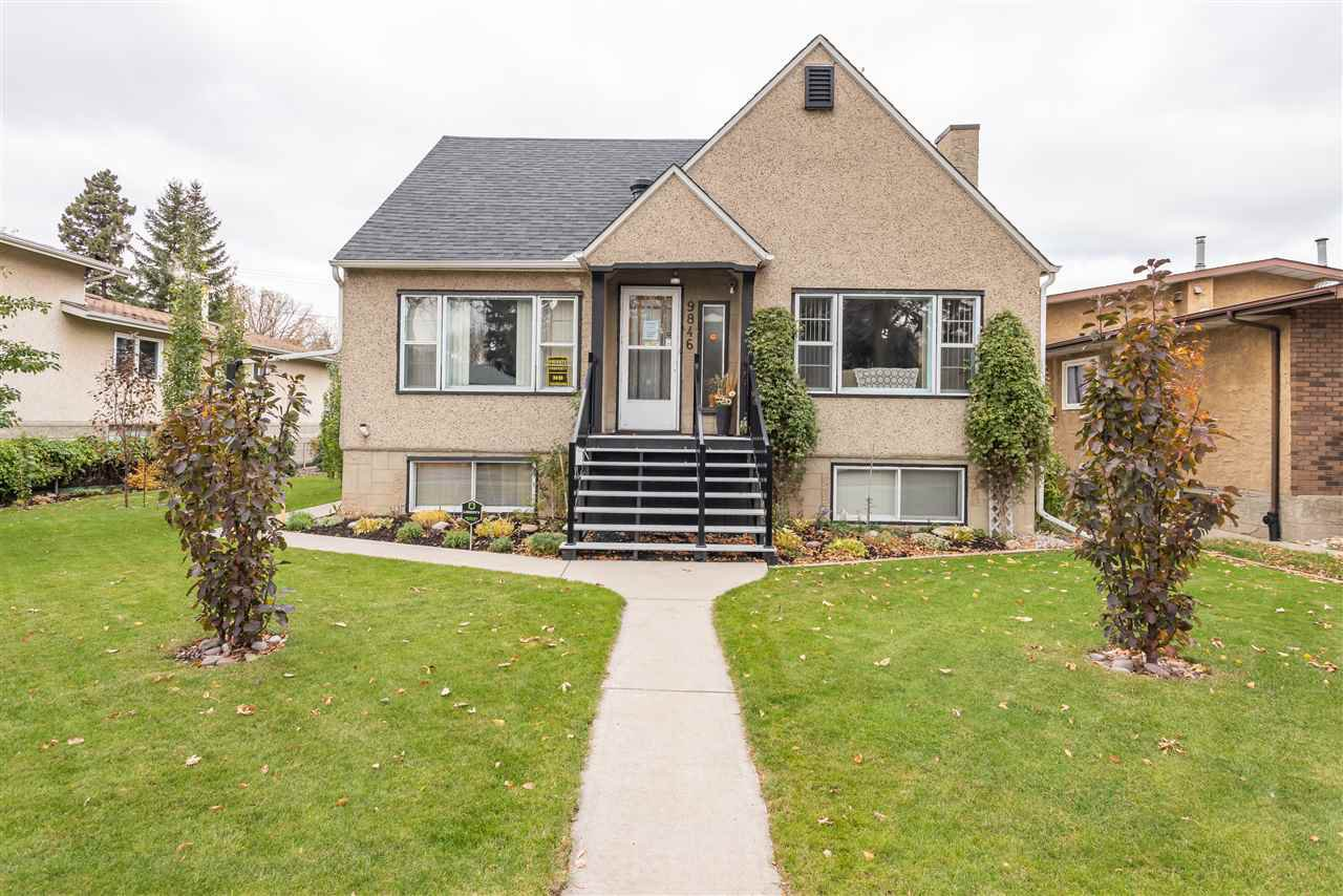 Main Photo: 9846 74 Avenue in Edmonton: Zone 17 House for sale : MLS®# E4176731