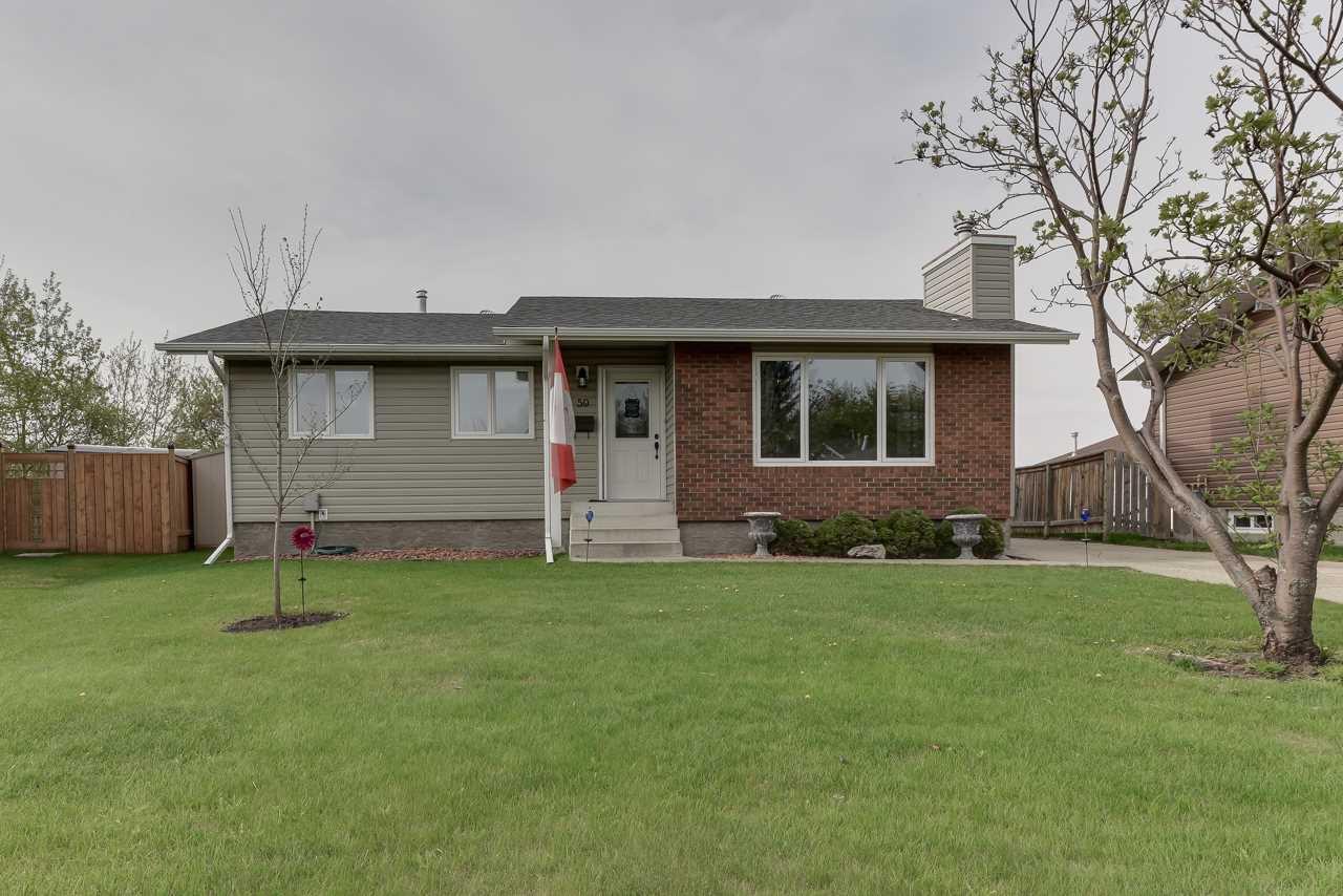 Main Photo: 59 GARDEN VALLEY Drive: Stony Plain House for sale : MLS®# E4197941