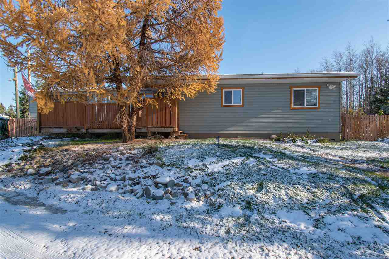 Main Photo: 80 95 LAIDLAW Road in Smithers: Smithers - Rural Manufactured Home for sale (Smithers And Area (Zone 54))  : MLS®# R2512699