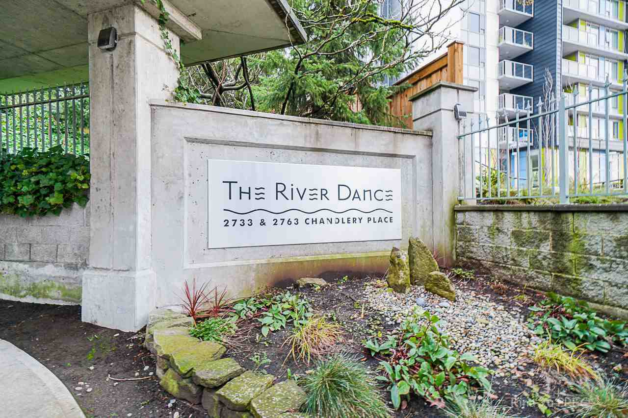 Main Photo: 1010 2733 CHANDLERY Place in Vancouver: South Marine Condo for sale (Vancouver East)  : MLS®# R2525143