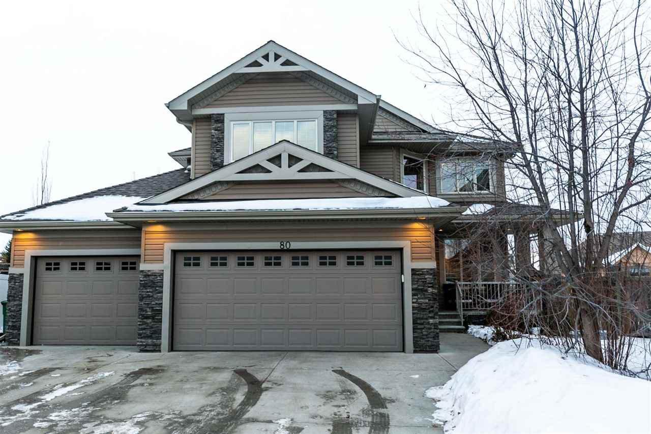 Main Photo: 80 Rue Moreau: Beaumont House for sale : MLS®# E4224966