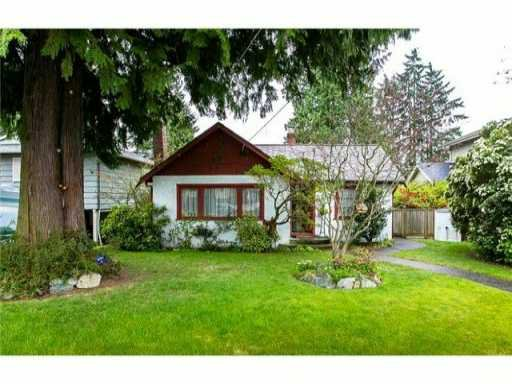 Main Photo: 573 West 22nd Street, North Vancouver