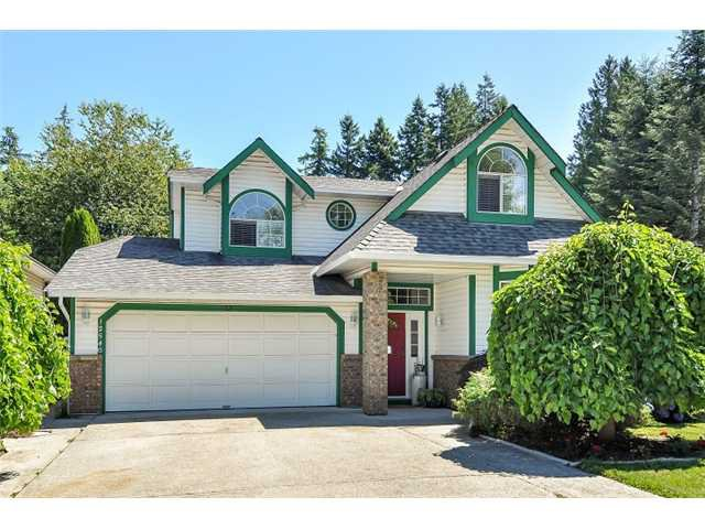 Main Photo: 12540 LAITY ST in Maple Ridge: West Central House for sale : MLS®# V1004789