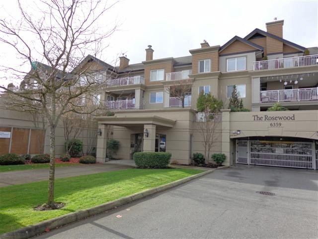 "Main Photo: 411 6359 198TH Street in Langley: Willoughby Heights Condo for sale in ""THE ROSEWOOD"" : MLS®# F1325973"