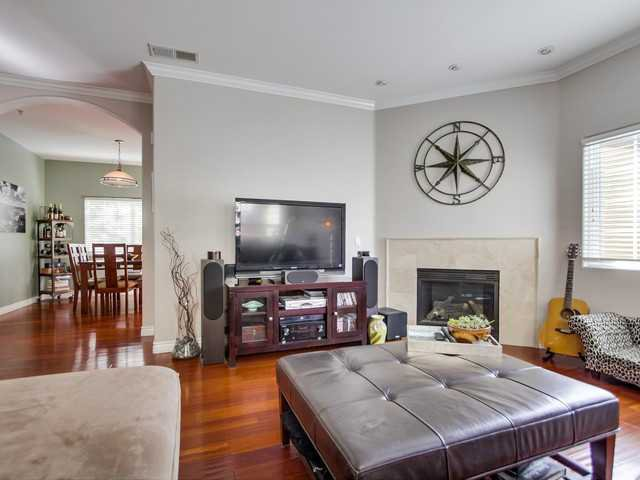 Main Photo: SAN DIEGO Townhome for sale : 3 bedrooms : 2761 A Street #303