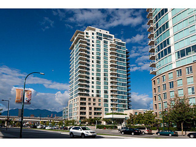 "Main Photo: 408 125 MILROSS Avenue in Vancouver: Mount Pleasant VE Condo for sale in ""Citygate at Creekside"" (Vancouver East)  : MLS®# V1058949"