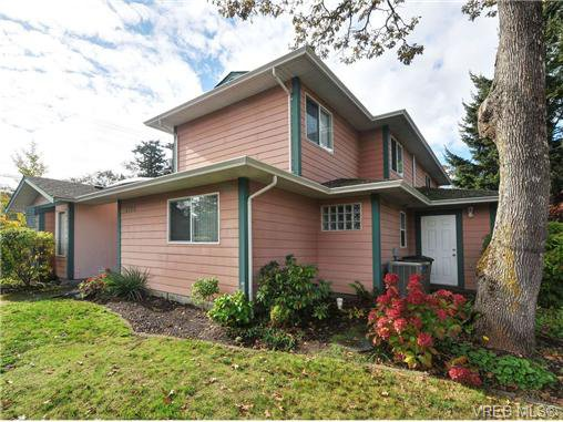 Main Photo: 3700 Gordon Head Road in VICTORIA: SE Mt Tolmie Strata Duplex Unit for sale (Saanich East)  : MLS®# 343640