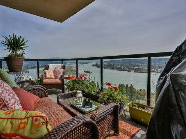 Photo 2: Photos: 1903 15 E ROYAL Avenue in NEW WEST: Fraserview NW Condo for sale (New Westminster)  : MLS®# V1141960