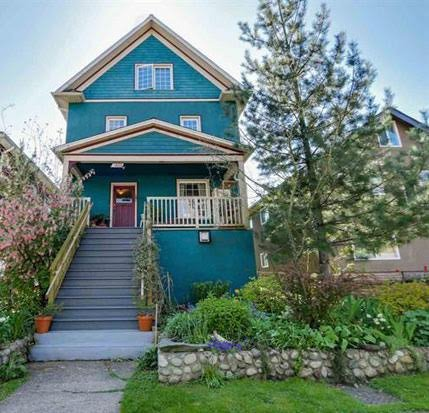 Main Photo: 1866 E 35TH Avenue in Vancouver: Victoria VE House for sale (Vancouver East)  : MLS®# R2056471