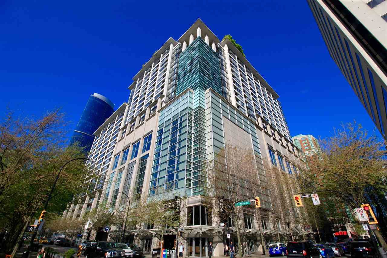 Main Photo: 609 933 HORNBY Street in Vancouver: Downtown VW Condo for sale (Vancouver West)  : MLS®# R2062110