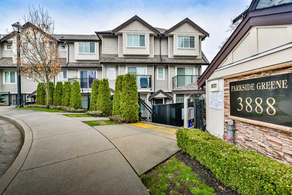 "Photo 2: Photos: 121 3888 NORFOLK Street in Burnaby: Central BN Townhouse for sale in ""PARKSIDE GREENE"" (Burnaby North)  : MLS®# R2148463"