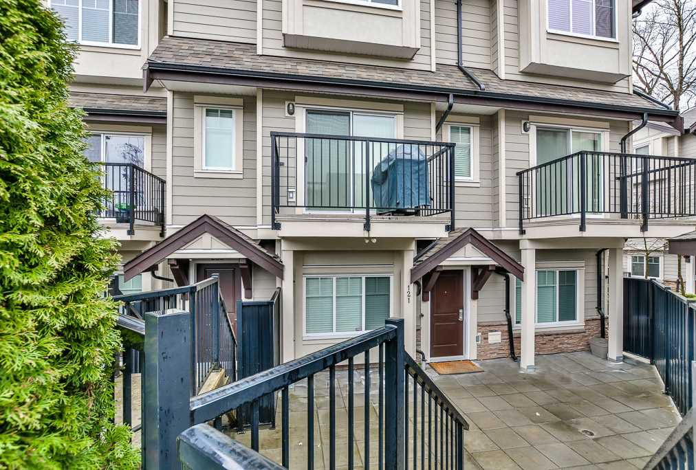 "Photo 19: Photos: 121 3888 NORFOLK Street in Burnaby: Central BN Townhouse for sale in ""PARKSIDE GREENE"" (Burnaby North)  : MLS®# R2148463"