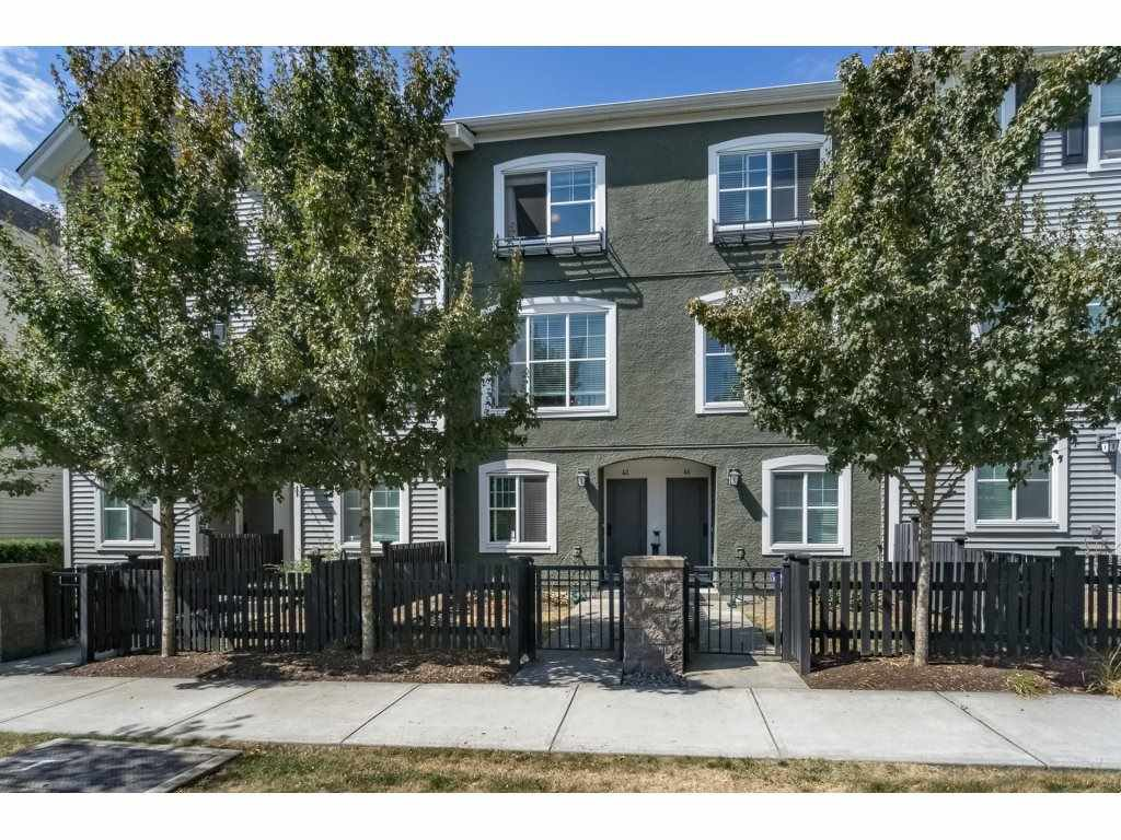Main Photo: 42 65 19180 Avenue in : Clayton Townhouse for sale (Cloverdale)  : MLS®# R2197906