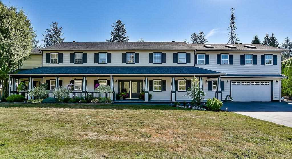Main Photo: 13088 EDGE Street in Maple Ridge: East Central House for sale : MLS®# R2218341