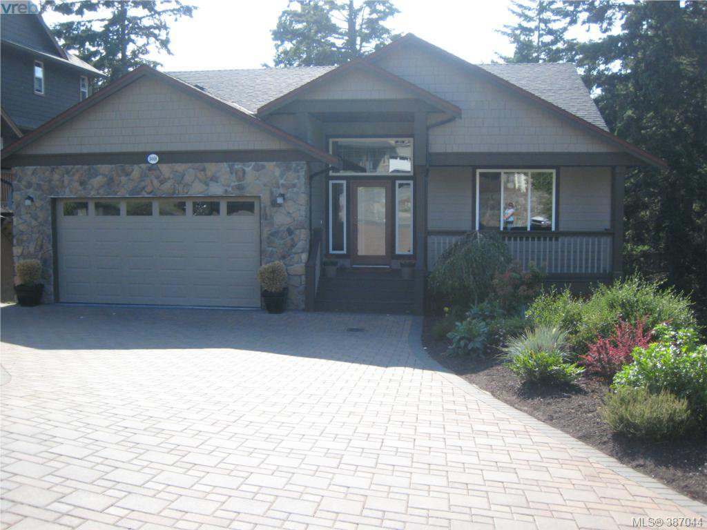 Main Photo: 3468 Horizon Terr in VICTORIA: La Walfred House for sale (Langford)  : MLS®# 777621