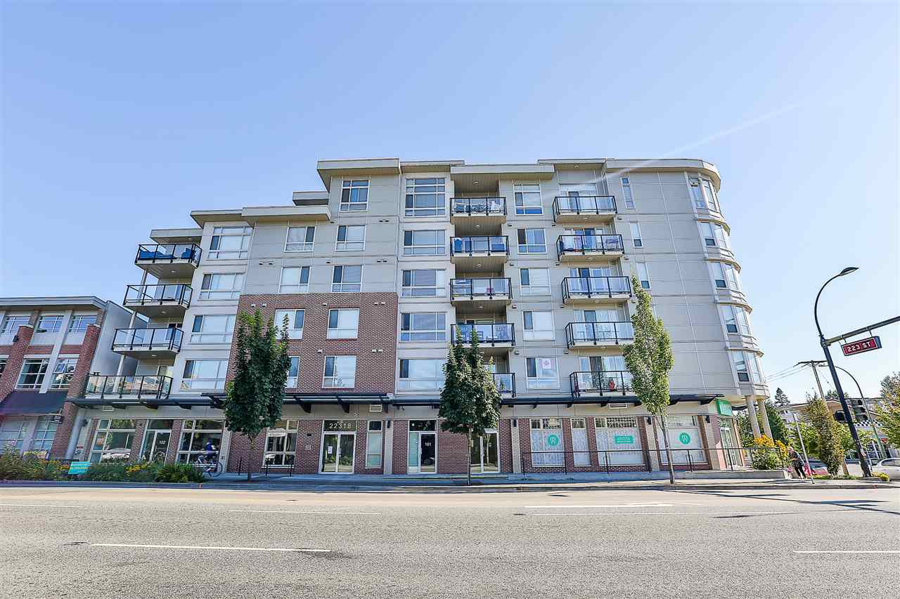 Photo 3: Photos: 602 22318 LOUGHEED HIGHWAY in Maple Ridge: West Central Condo for sale : MLS®# R2202948