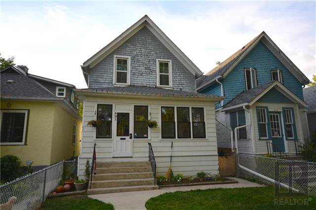 Main Photo: 497 Beresford Avenue in Winnipeg: Lord Roberts Residential for sale (1Aw)  : MLS®# 1823178