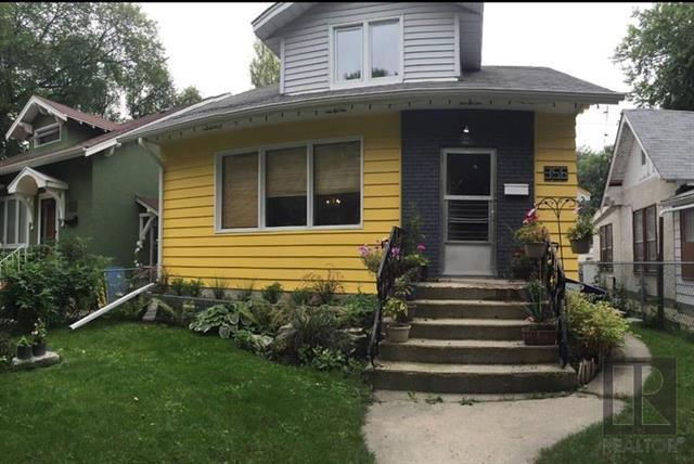 Main Photo: 356 Boyd Avenue in Winnipeg: Residential for sale (4A)  : MLS®# 1826643