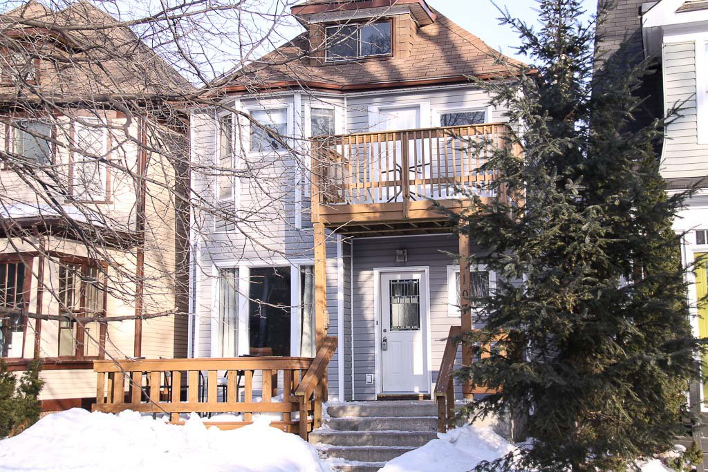 Main Photo: 107 Ruby Street in Winnipeg: Wolseley Residential for sale (5B)  : MLS®# 1903802