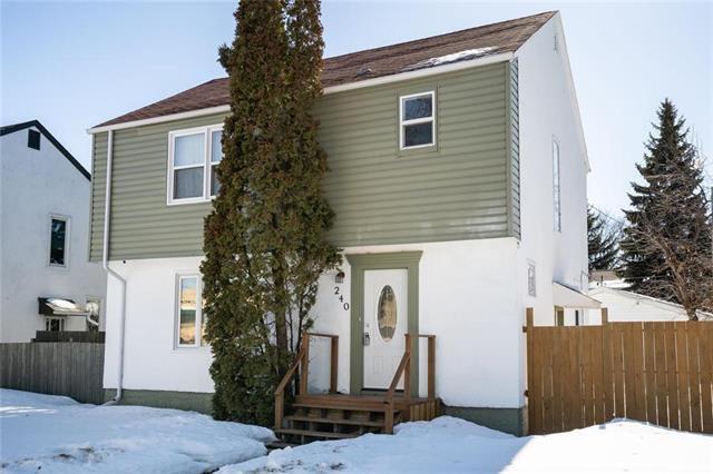 Main Photo: 240 Enniskillen Avenue in Winnipeg: West Kildonan Residential for sale (4D)  : MLS®# 1905833
